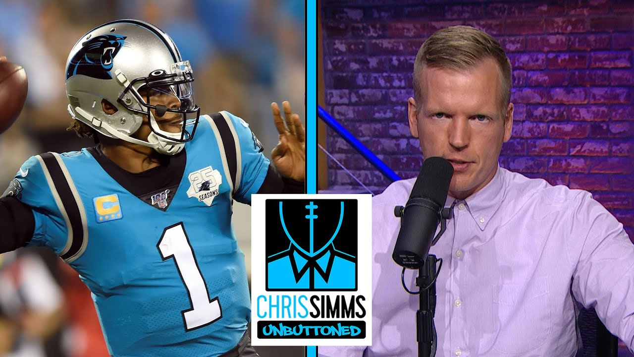 Panthers make Cam Newton available, bring in Teddy Bridgewater  Chris Simms Unbuttoned | NBC Sports