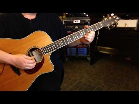 Alternate Tuning EF#C#EA#C# - Key B Major