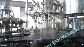 Триблок розлива газ  воды стекло