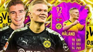 FIFA 20: FUTURE STAR HAALAND Squad Builder Battle 😍😱🔥