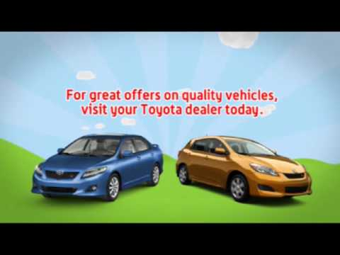 Toyota summer sales commercial