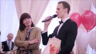 Ведущий на свадьбу в СПб. Сергей Попыловский