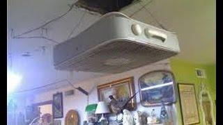 Installed A Kitchen Ceiling Fan
