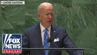 Sen. Tom Cotton slams Biden for abandoning US strength at UN