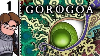 Let's Play Gorogoa Part 1 - A Matter of Perspective