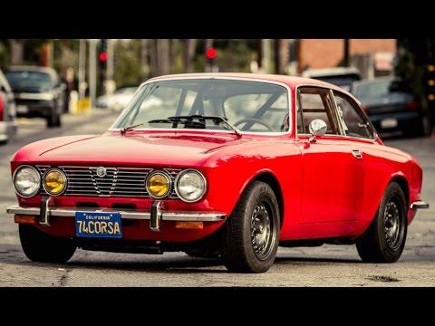Petrolicious' 1974 Alfa Romeo GTV 2000 - One Take