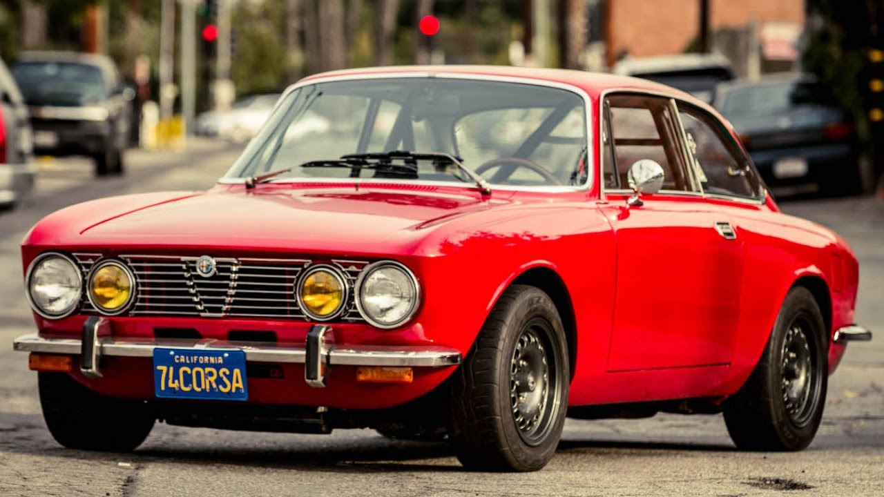 Petrolicious 1974 Alfa Romeo Gtv 2000 One Take Youtube