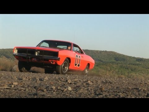 Real General Lee Dodge Charger Walk Around of Perfect Restoration