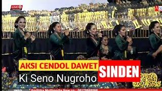 Download Mp3 Aksi Sinden Pak Seno  Liwung Cendol Dawet Gayeng Tenan