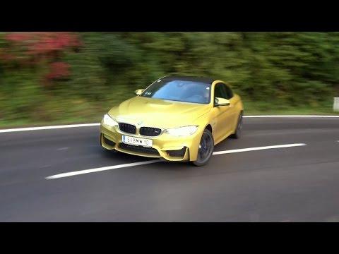 BMW M4 - Crazy Drifting!