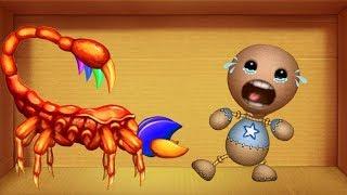 Scorpion Boss vs Buddy Crying   Kick THe Buddy