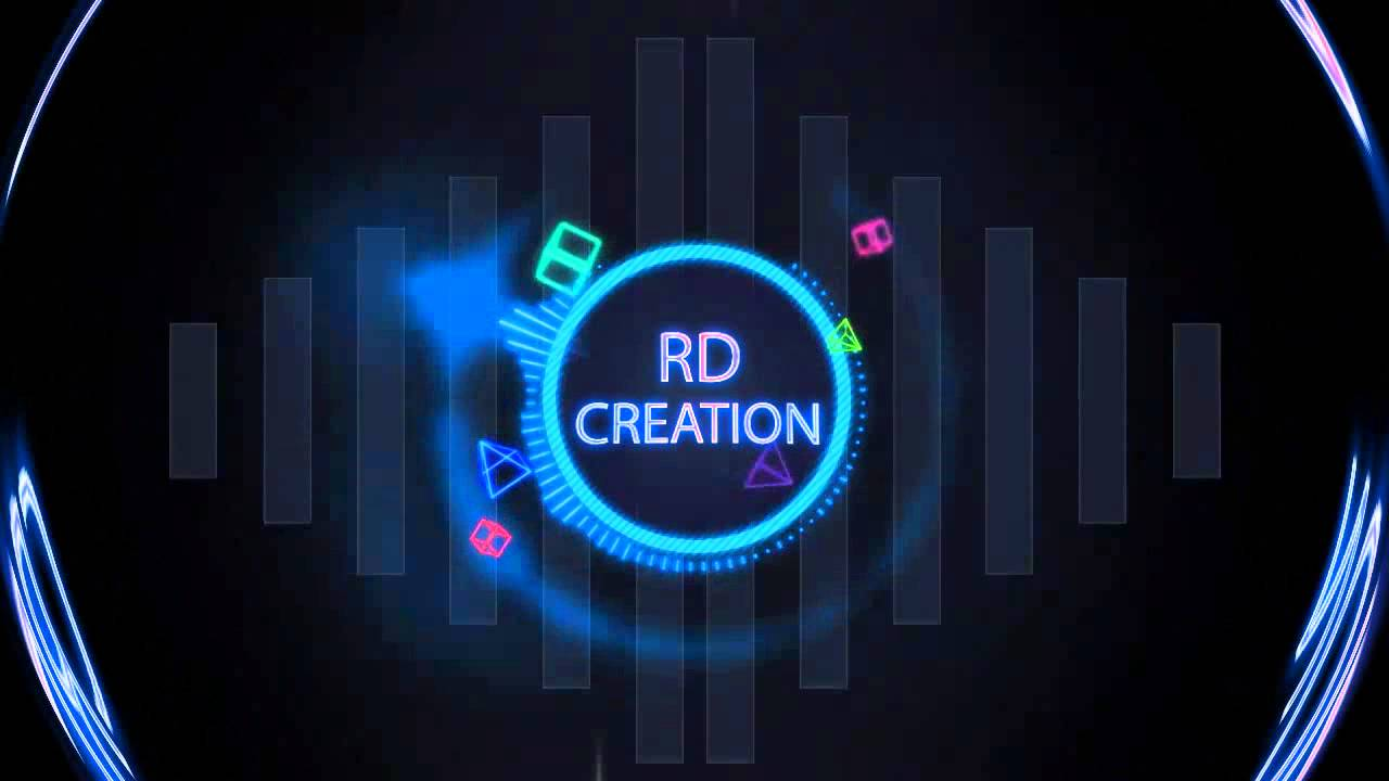 creation logo neon
