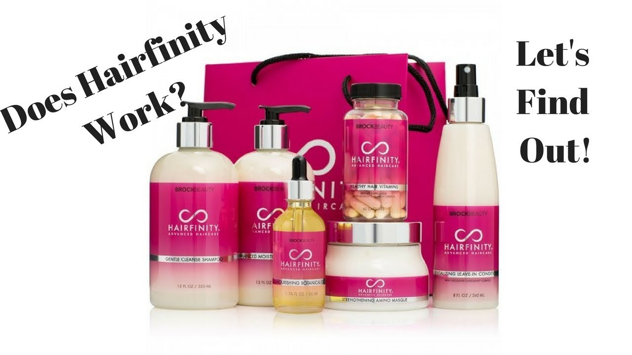 Starting The Hairfinity Challenge. Hair, Skin & Nails ...