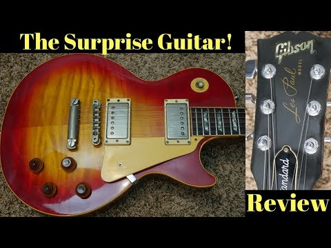Mystery eBay Les Paul Reissue! I thought I Knew What I Was Buying... 1983 Gibson Prehistoric Reissue