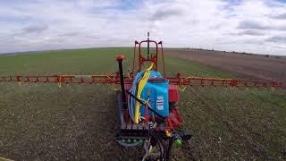 Hydrasystem w akcji - nawigacja rolnicza (z RTK)