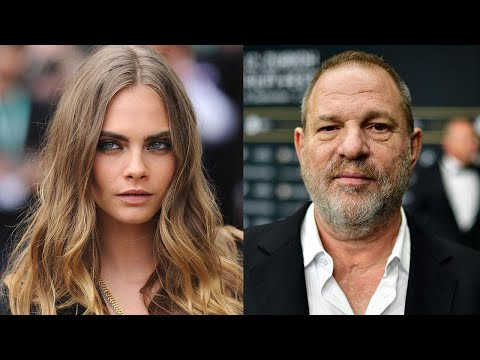 Cara Delevingne Describes Alleged Sexual Harassment by Harve