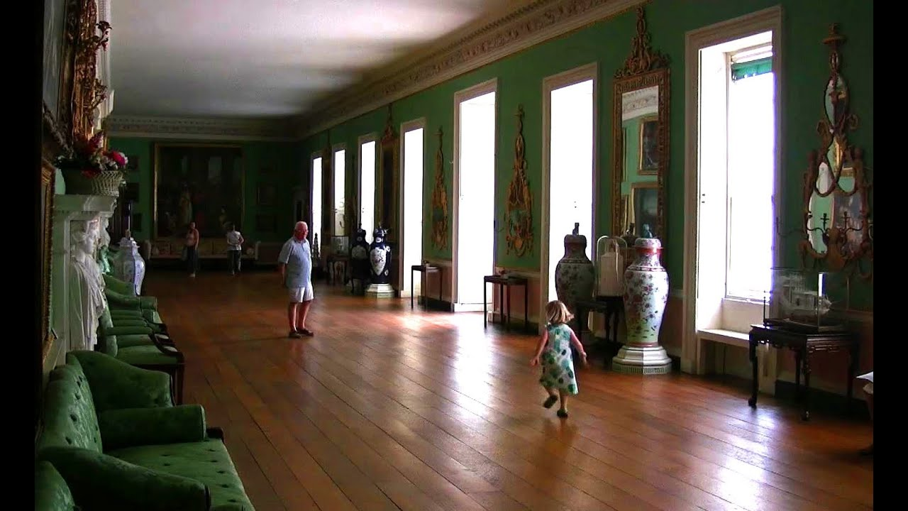 Osterley Park House   Wayne Manor (interior) In The Dark Knight Rises    London Landmarks   YouTube Part 45