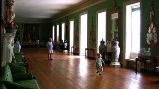 Osterley Park House - Wayne Manor (interior) in The Dark Knight Rises - London Landmarks