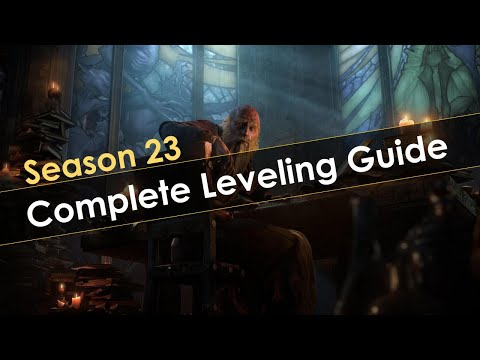 Diablo 3 Season 23 Complete Leveling Guide All Classes indir