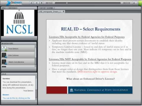 Webinar | Immigrants, Driver's Licenses and REAL ID