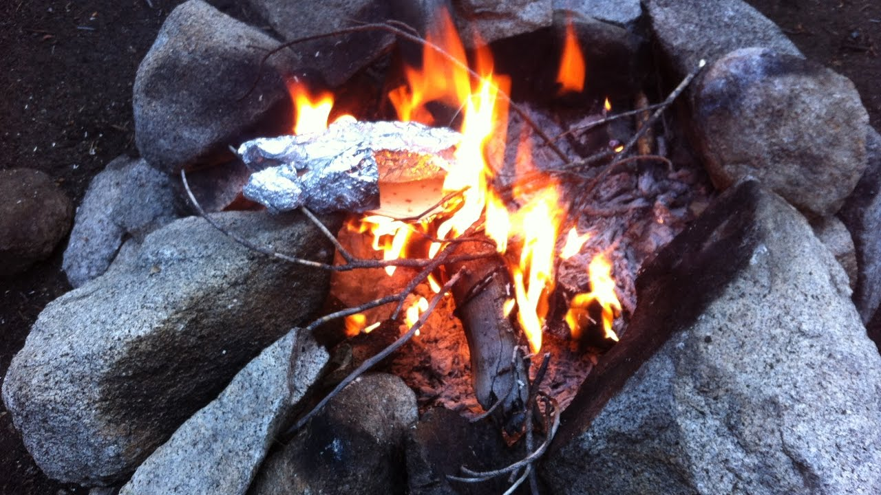 Cooking without a stove - How To Cook Warm Meals Without A Camp Stove Jmt Pct 2016