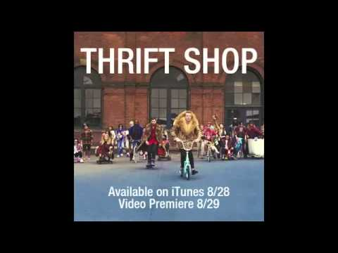 Thrift Shop Macklemore feat Wanz (Official Full) Lyrics + Download