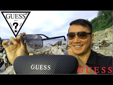 Guess GU6835 & GU6816 Men's Sunglasses Review