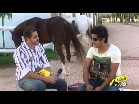 Cristiano Araújo  Musicas  Efeitos   É Fato   Acustico   Programa Viola de Ouro
