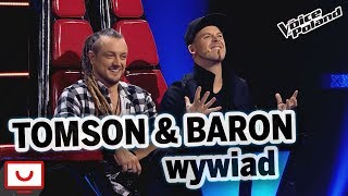 Tomson i Baron o Bitwach w THE VOICE OF POLAND