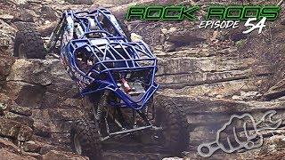 BKORP Waterfall Turns Bounty Hill - Rock Rods EP54