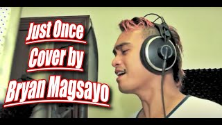 James Ingram - Just Once (Cover by Bryan)