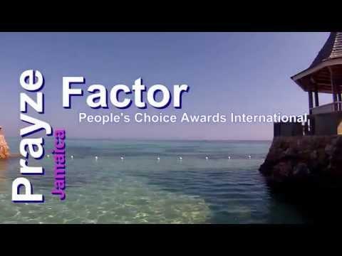 Prayze Factor Awards On The Impact TV Network