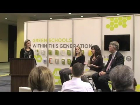 USGBC Center for Green Schools — Panel Discussion