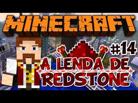 a-lenda-de-redstone---recycler-e-o-inferno!---#14-minecraft