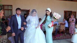 (Чеченские Свадьбы) Свадьба Али и Мадины. Сержень-Юрт 8.09.2018. Студия Шархан