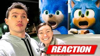 Sonic The Hedgehog FIRST REACTION