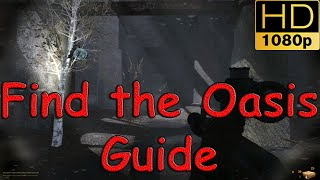 STALKER Call of Pripyat Misery Mod 2.1 How to find the Oasis Guide HD1080p