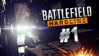 Прохождение Battlefield Hardline #1 - Снова в школу