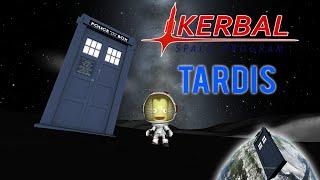 Tardis Mod! - Kerbal Space Program