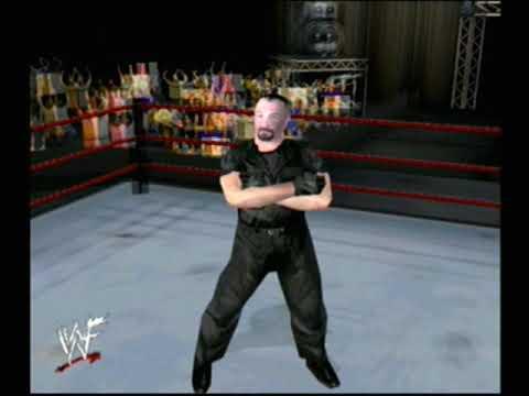 WWF Attitude (Dreamcast) - Big Bossman Career Mode (Part #1)