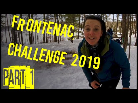 We're Taking The Frontenac All-Season Camping Challenge!