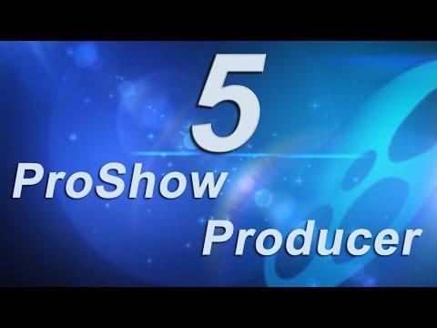 5_Работа с ключевыми кадрами в ProShow Producer
