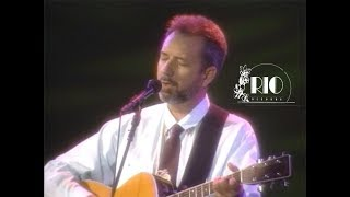 Michael Nesmith performing his hit single Joanne at the Britt Festi...