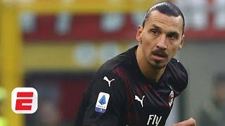 Zlatan Ibrahimovic's return showcases AC Milan's 'unbelievably horrendous' front four | Serie A