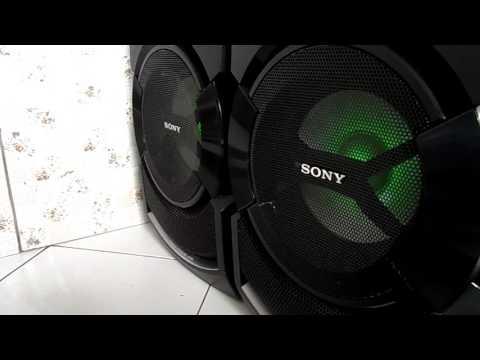 Sony X3D - Automotivo e Funk