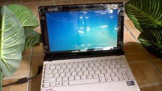 Video Test notebook / laptop ZYREX