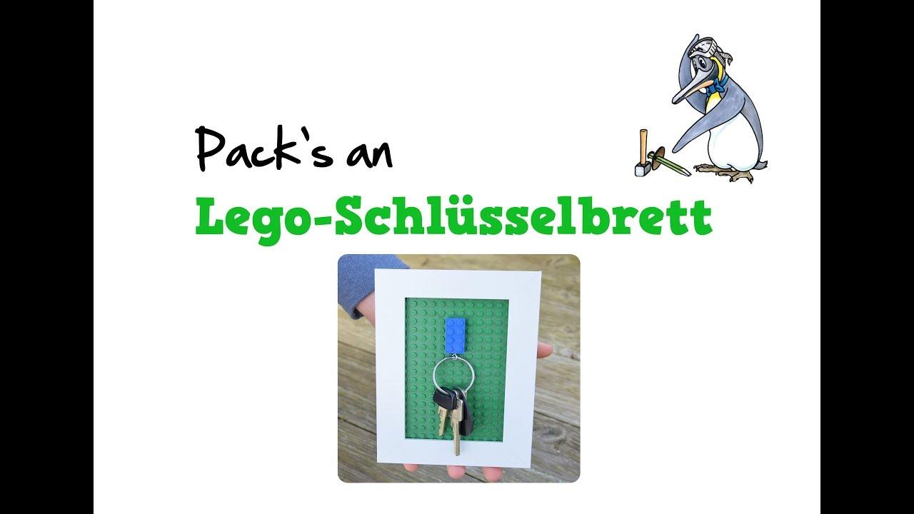 lego-schlüsselbrett - youtube