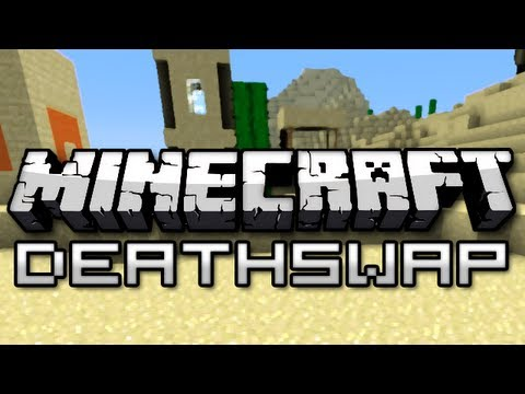 Minecraft: Deathswap w/ Ryan: Round 2 (Mini Game)