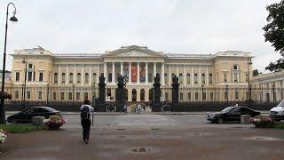 видео История Русского музея в Санкт-Петербурге