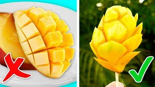 34 MUST KNOW FRUIT HACKS